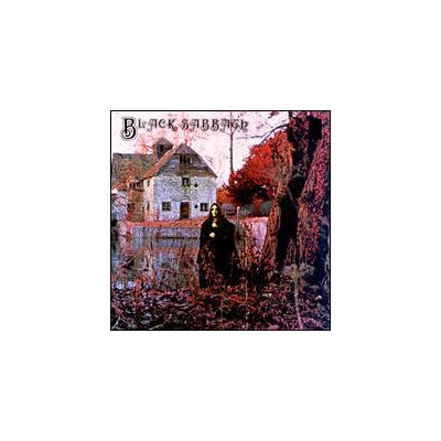 Black Sabbath - Black Sabbath (1st LP)