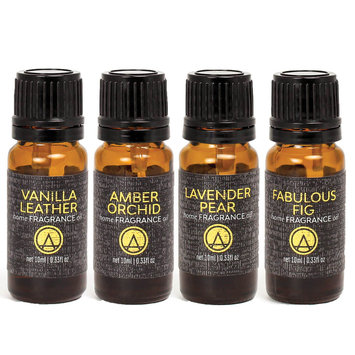 Aesthetic Content Home Fragrance Oils (Set of 4)Gourmand