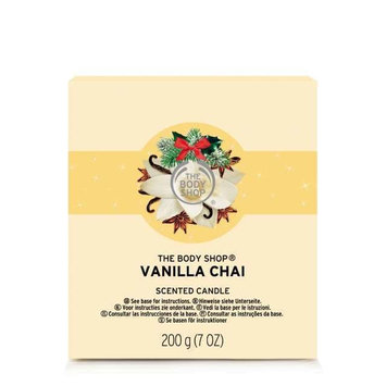 THE BODY SHOP® Vanilla Chai Candle