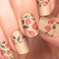 Incoco.com Incoco Nail Polish Strips, Velvet Petals