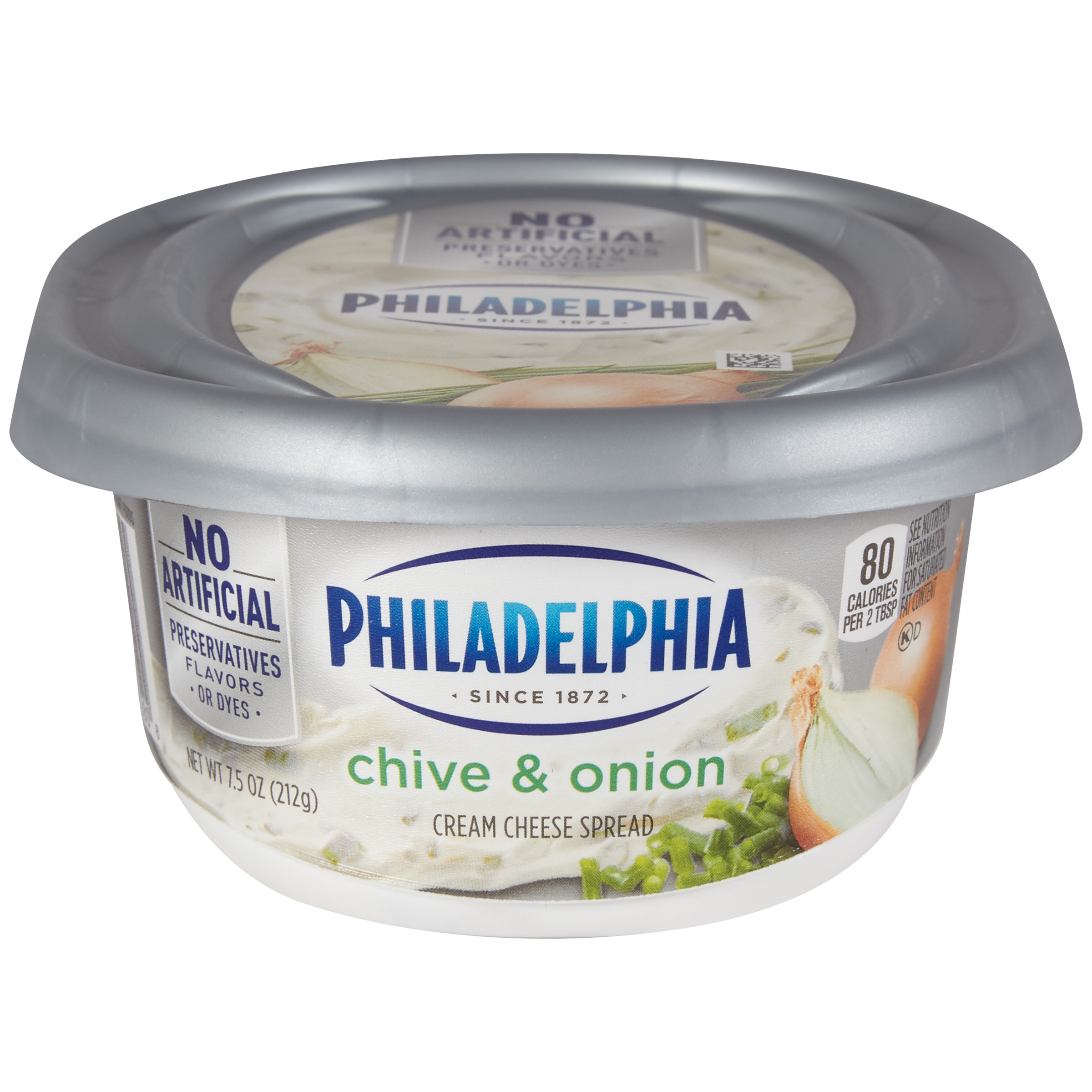 Philadelphia Chive and Onion Cream Cheese
