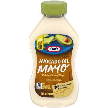 Kraft Avocado Oil Mayonnaise