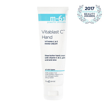 m-61 by Bluemercury Vitablast C Hand Vitamin C & E Hand Cream, 2.6 oz
