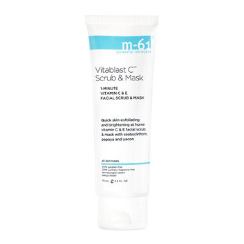 m-61 by Bluemercury Vitablast C Scrub & Mask, 2.5 oz