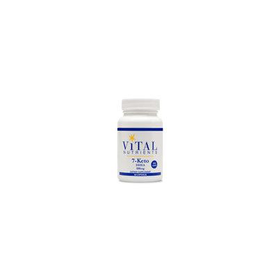 Vital Nutrient's 7-Keto DHEA 100 mg. 60 Capsules