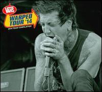 Various Artists ~ Vans Warped Tour 2014 Compilation (new)