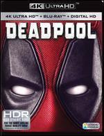 Deadpool (4k Ultra Hd) (blu-ray) (digital Hd Copy)
