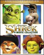 Shrek 4 Movie Collection Blu-ray