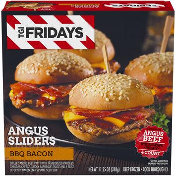 TGIF BBQ Bacon Angus Sliders