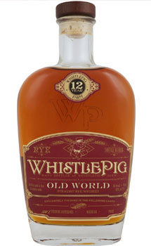 Whistlepig Straight Rye Whiskey 12 Year Old