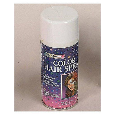 Rubies Costume Co 18001R White Hairspray