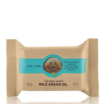 The Body Shop - Wild Argan Oil Massage Soap 150g
