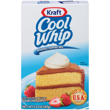 Cool Whip Whipped Topping Mix