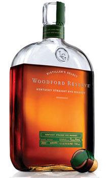 Woodford Reserve Rye Whiskey Distiller's Select