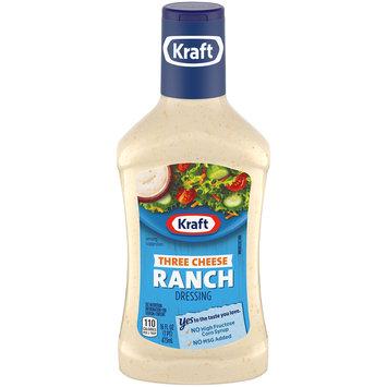 Kraft Three Cheese Ranch Dressing