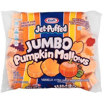 Jet-Puffed Jumbo Pumpkin Mallows Marshmallows