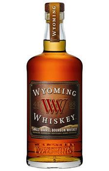 Wyoming Whiskey Bourbon Single Barrel