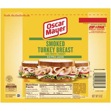 Oscar Mayer Smoked Turkey Breast