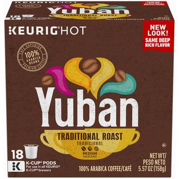 Yuban Gold Original Medium Roast Coffee K-Cup