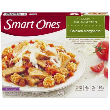 Smart Ones Savory Italian Recipes Chicken Margherita