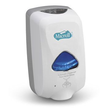 MICRELL® TFX™ Touch Free Dispenser