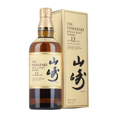 Yamazaki Whisky Single Malt 12 Year
