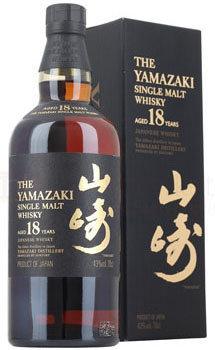 Yamazaki Whisky Single Malt 18 Year