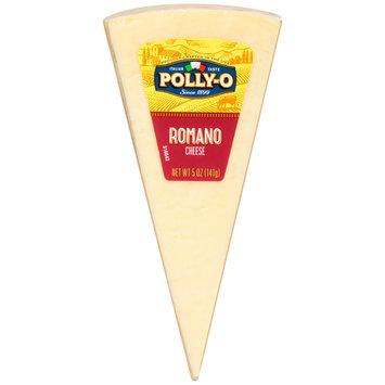 Polly-O Romano Cheese Wedge
