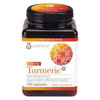 Youtheory Turmeric 1000mg Extra Strength Capsules, 120 Ct