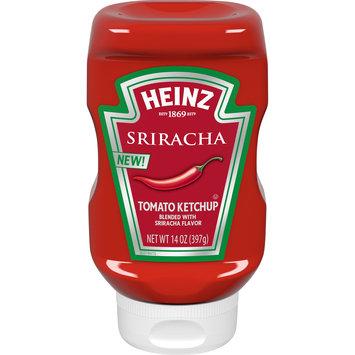 Heinz Sriracha Tomato Ketchup