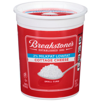 Breakstone's 2% Milkfat Cottage Cheese