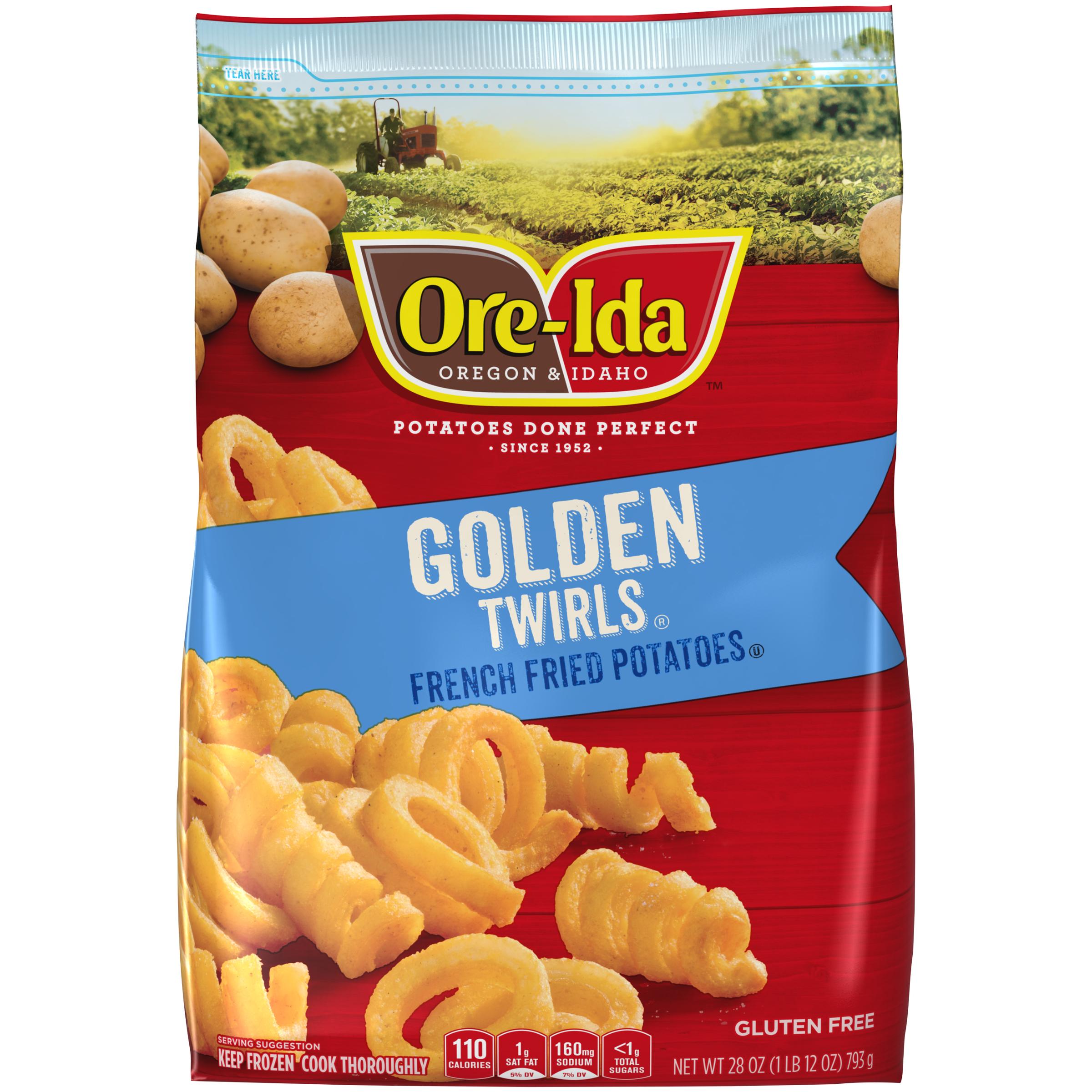 Ore-Ida Golden Twirls French Fried Potatoes