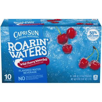 Capri Sun Roarin' Waters Wild Cherry