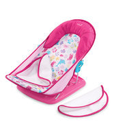 Summer Infant Bath Sling with Warming Wings in Pink