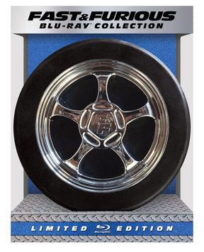 Fast And Furious: 1-7 Collection (Limited Edition) (Blu-ray)