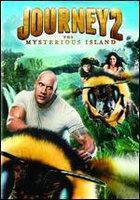 JOURNEY 2-MYSTERIOUS ISLAND DVD