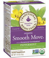Traditional Medicinals Organic Smooth Move® Peppermint Tea