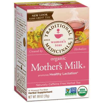 Traditional Medicinals Mother's Milk® Organic Herbal Tea