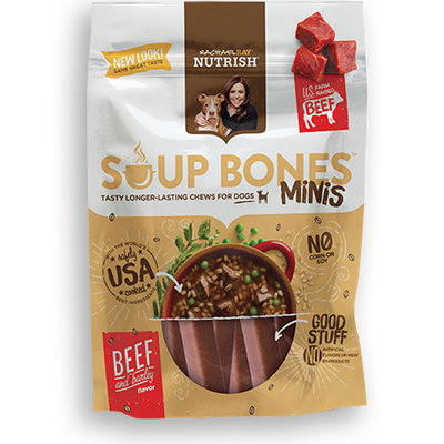 Nutrish Soup Bones™ Real Beef & Barley Flavor