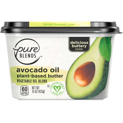 Pure Blends Avocado Oil Buttery Spread