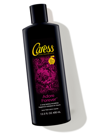 Caress® Adore Forever™ Body Wash