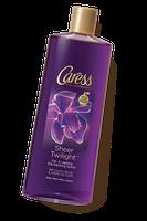 Caress® Sheer Twilight™ Black Orchid & Juniper Oil Scent Body Wash