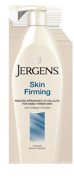 JERGENS® Skin Firming Toning Moisturizer