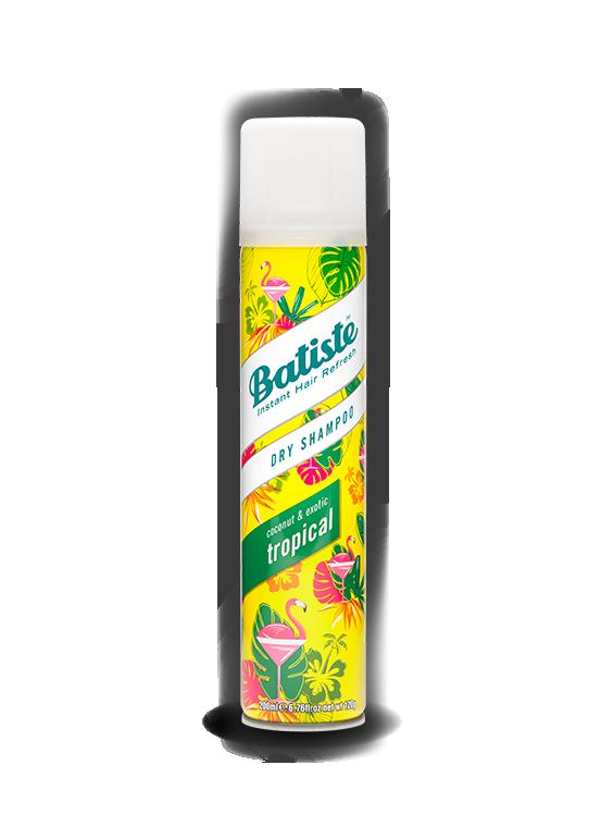 Batiste™ Tropical Coconut Dry Shampoo