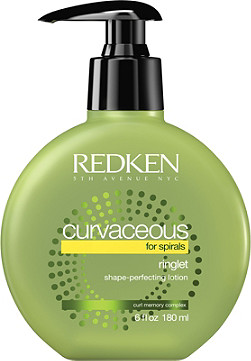 Redken Curvaceous Ringlet Anti-Frizz Perfecting Lotion