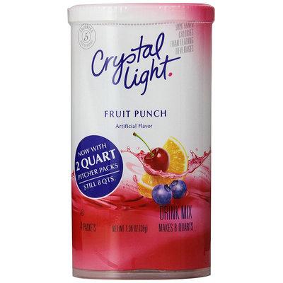 Crystal Light Multiserve Fruit Punch Sugar Free