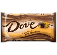 Dove Chocolate Silky Smooth Caramel Milk Chocolate