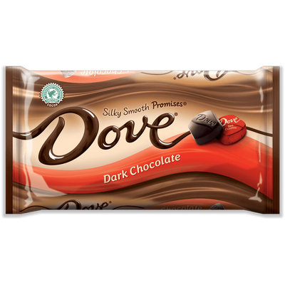 Dove Chocolate Promises Silky Smooth Dark Chocolate