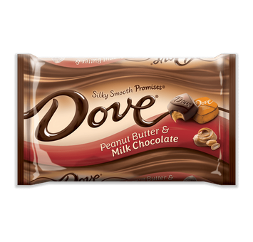 Dove Chocolate Promises Silky Smooth Peanut Butter Milk Chocolate