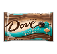 Dove Chocolate Promises Silky Smooth Sea Salt Caramel Dark Chocolate
